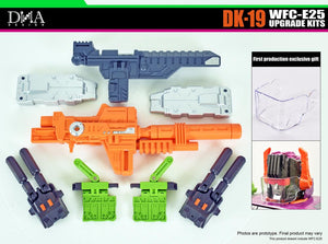 DNA Design DK-19 Upgrade kit for WFC-E25 Scorponok
