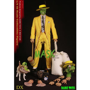 Dark Toys 1/6 MASK Deluxe Edition Scale Action Figure