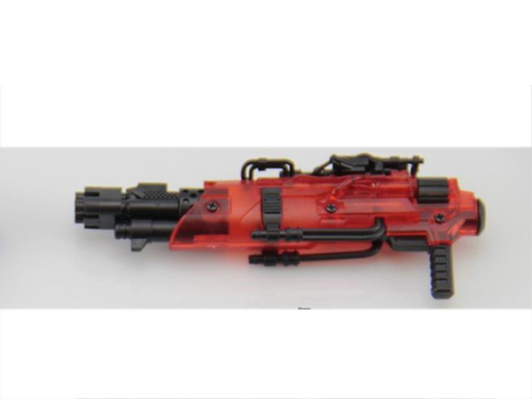 Dr. Wu DW-M04D Blaster Translucent Red and Black