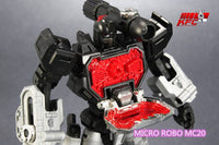 KFC MC20 E.A.V.I Metal Version Micro Robo Keith Fantasy Club