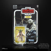 Star Wars Black Series The Empire Strikes Back 40th Anniversary Wave 1 Action Figure set of 5