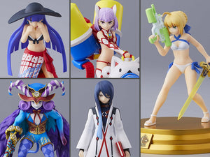 Fate Grand Order Duel Collection Figure Sixth Release Vol 6 Trading Figures Box Set of 6 1