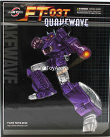 Fans Toys FT-03T Quake Wave (Dark color)