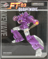 Fans Toys FT-03 Quake Wave Reissue