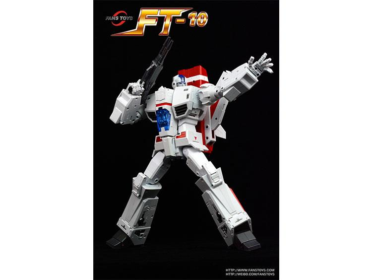 Fans Toys FT-10 Phoenix Action Figure