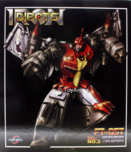 Fans Toys FT-05T Soar Red Ver Transformers Action Figure