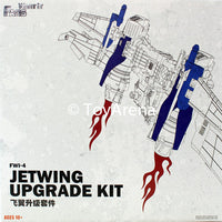 Fans Want It FWI-4 Jetwing Upgrade Kit for Revenge of the Fallen Leader Optimus Prime