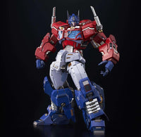 Flame Toys Kuro Kara Kuri 04 Transformers Optimus Prime Model Kit 4