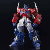 Flame Toys Kuro Kara Kuri 04 Transformers Optimus Prime Model Kit 5