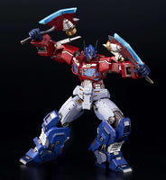 Flame Toys Kuro Kara Kuri 04 Transformers Optimus Prime Model Kit 9
