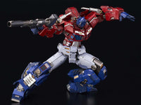 Flame Toys Kuro Kara Kuri 04 Transformers Optimus Prime Model Kit 12