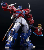 Flame Toys Kuro Kara Kuri 04 Transformers Optimus Prime Model Kit 10