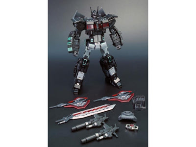 GCreation GDW-01B Darkness Maxmas Limited Action Figure