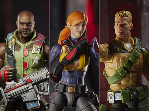 Hasbro G.I. Joe Classified Series Wave 1 1