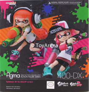 Figma #400-DX Splatoon Girl Splatoon Inkling