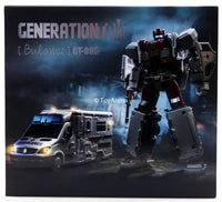Generation Toy GT-08C Guardian Bulance Action Figure