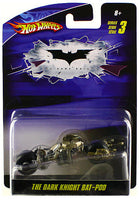 Hot Wheels Batman The Dark Knight Bat-Pod