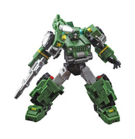 Iron Factory IF-EX38 Optics Hunter Action Figure 1