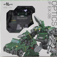 Iron Factory IF-EX38 Optics Hunter Action Figure