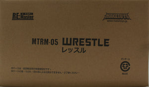 MakeToys MTRM-05 Wrestle Action Figure