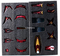 NOTA Studios Nanoweapon Set for SHF Iron Man Mark 50