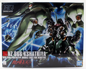 Gundam 1/144 HGUC #099 Gundam Unicorn NZ-666 Kshatriya Model Kit