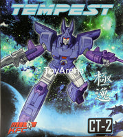 KFC CT-02 Tempest Action Figure