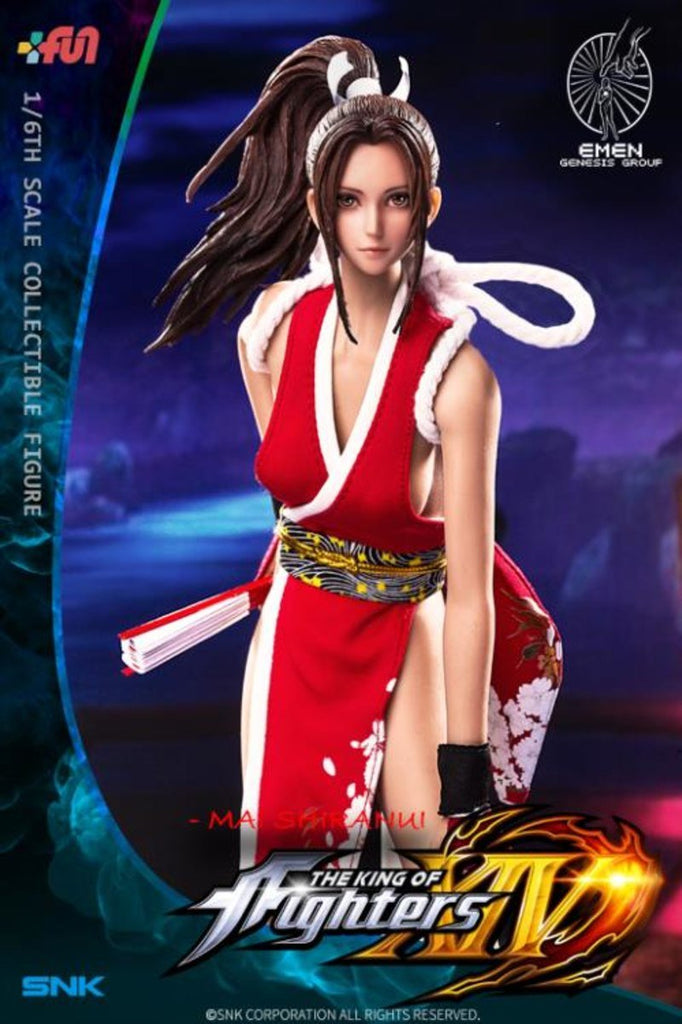 Genesis Group 1 6 The King Of Fighters Mai Shiranui Scale Action