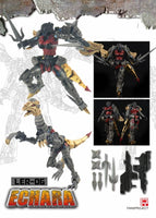 Fansproject Lost Exo-Realm LER-06 Echara Action Figure