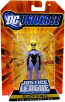 DC Universe Justice League Unlimited Fan Black Siren Action Figure 1