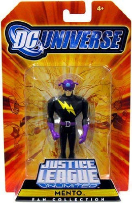 DC Universe Justice League Unlimited Fan Mento Action Figure