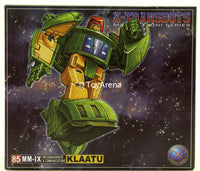 Xtransbots Master Mini Series MM-IX Klaatu Action Figure