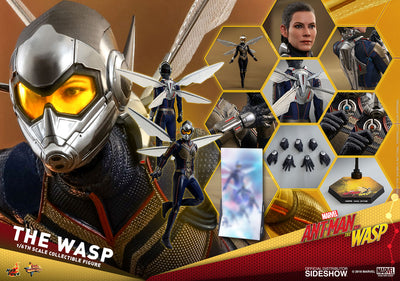 Hot Toys 1/6 Ant-Man and the Wasp Movie Wasp Sixth Scale MMS498