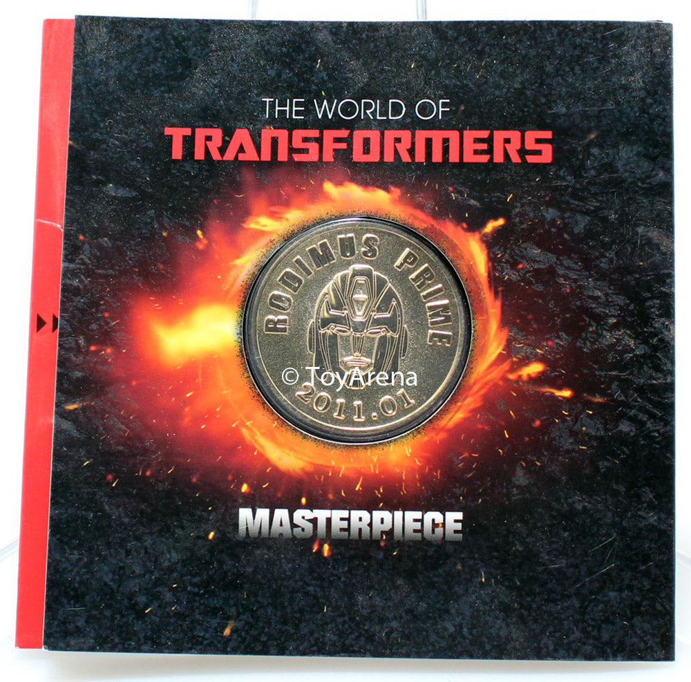 Transformers Masterpiece MP-09 Rodimus Prime COIN ONLY