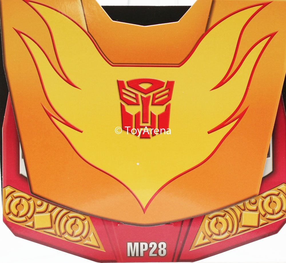 Transformers Masterpiece MP-28 Hot Rodimus (Hot Rod) (Coin Only)
