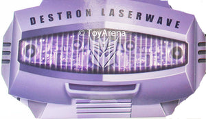 Transformers Masterpiece MP-29 Shockwave (Laserwave) (Coin Only)