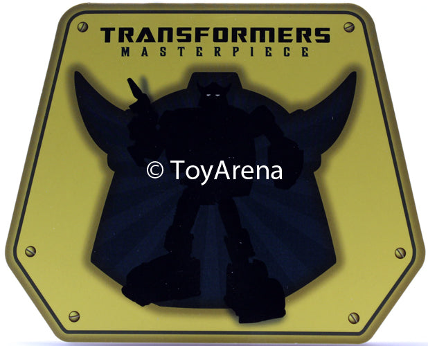 Transformers Masterpiece MP-21 Bumblebee Super Beetle Type-1 ( Coin Only )