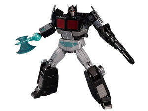Transformers Masterpiece MP-49 Black Convoy (Nemesis Prime) 1