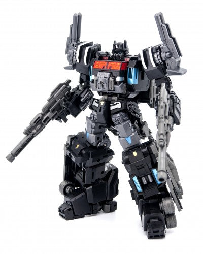 MakeToys MTCD-03SP Cross Dimension Thunder Erebus Action Figure