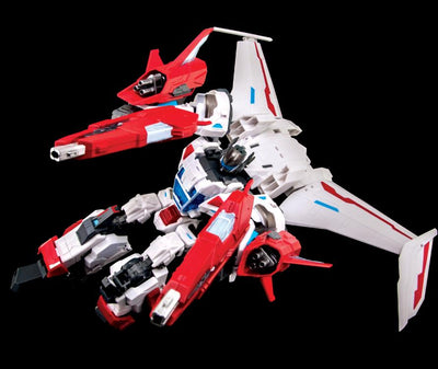 MakeToys Cross Dimension MTCD-05 Buster Skywing Action Figure
