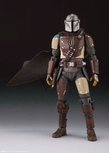 S.H. Figuarts Star Wars The Mandalorian Action Figure