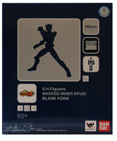 S.H. Figuarts Ryuki (Blank Form) Kamen Rider Tamashii Nations 2011 Exclusive Action Figure (Item has Shelfware)