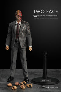 Nerve Toys 1/6 Two Face Scale Action Figure