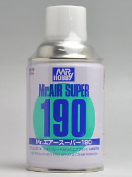 Mr. Hobby Mr. Air Super 190 Pro-Spray