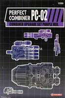 Perfect Effect PC-02 Perfect Combiner Upgrade Set Purple Version