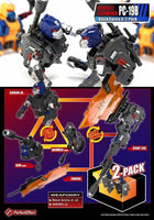Perfect Effect PC-19B Perfect Combiner Black Beast Gorira 2-Pack Action Figure 2