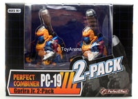 Perfect Effect PC-19 Perfect Combiner Beast Gorira 2-Pack Action Figure
