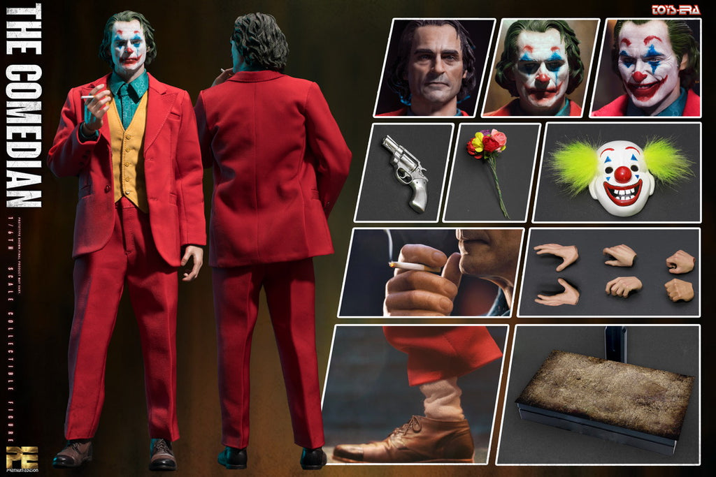Toys Era 1/6 PE-004 The Comedian Sixth Scale Figure 1