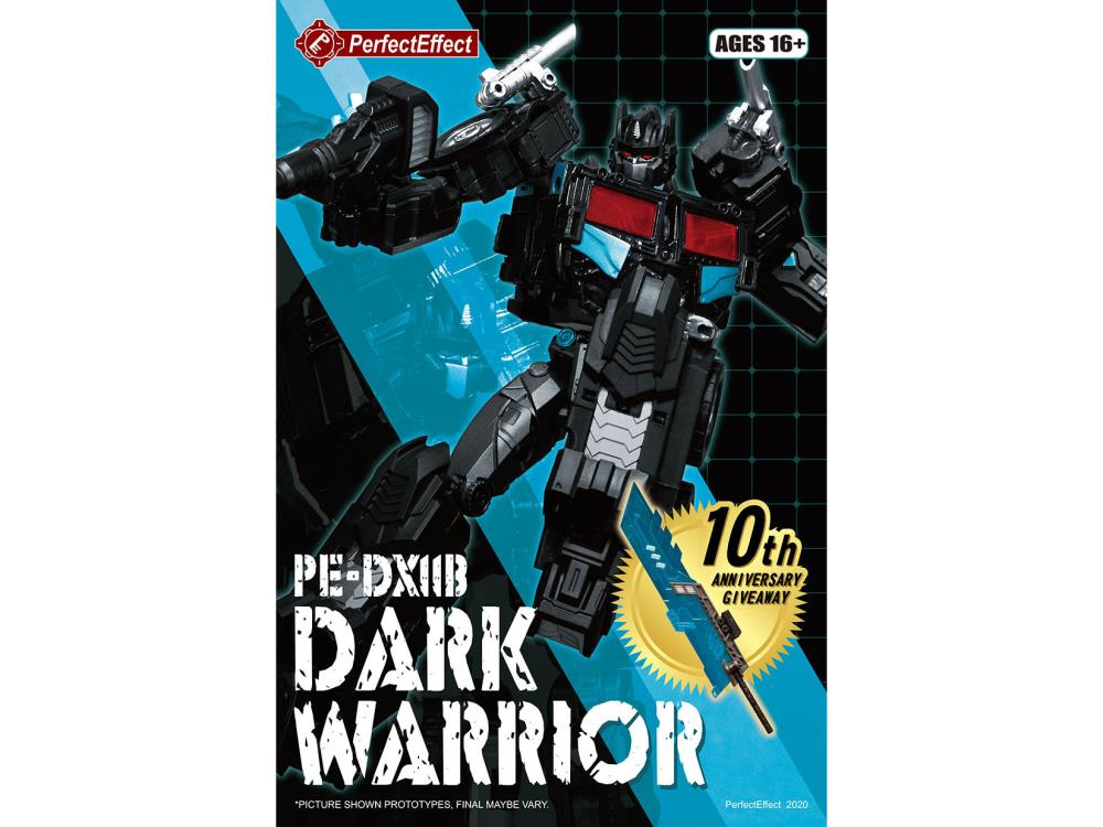 Perfect Effect PE-EX11B Dark Warrior