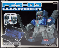 Perfect Effect PES-03 Warden Action Figure